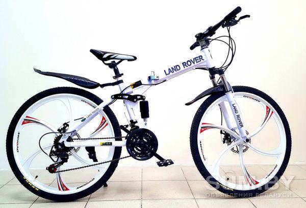 Велосипед Land Rover объявление продам