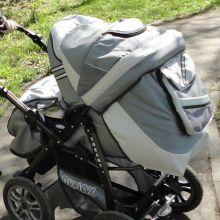 Детская коляска объявление продам