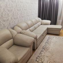 СРОЧНО!! Продаю угловой диван и кресло объявление продам