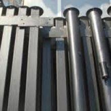 Металлические столбы для заборов объявление продам