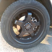 Комплект колес объявление продам