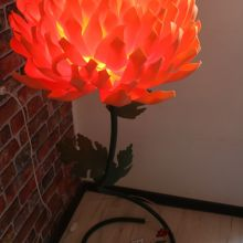 Торшер -хризантема объявление продам