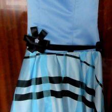Нарядное платье для девочки 9-12 лет объявление продам