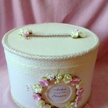 Свадебная коробка для дарения объявление продам