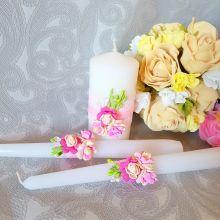 """Свадебные свечи """"Семейный очаг"""" объявление продам"""