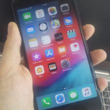 IPhone 7 plus 128gb black official ОРИГ объявление продам